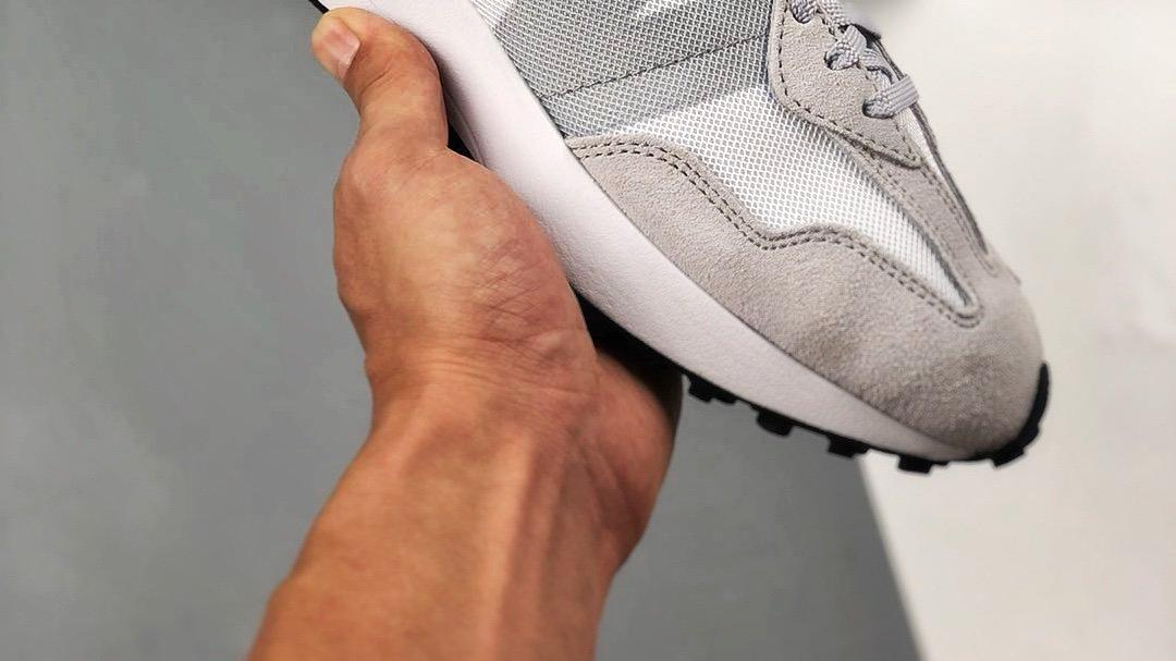 New Balance MS327系列复古休闲运动慢跑鞋