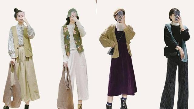 独爱文艺范,36套简约通勤的文艺感穿搭,气质又时髦,谁穿谁美!