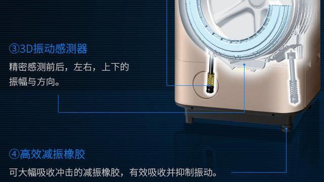 尼亚加拉瀑布式洗涤?日立BD-NX100GHC烘洗一体洗衣机评测