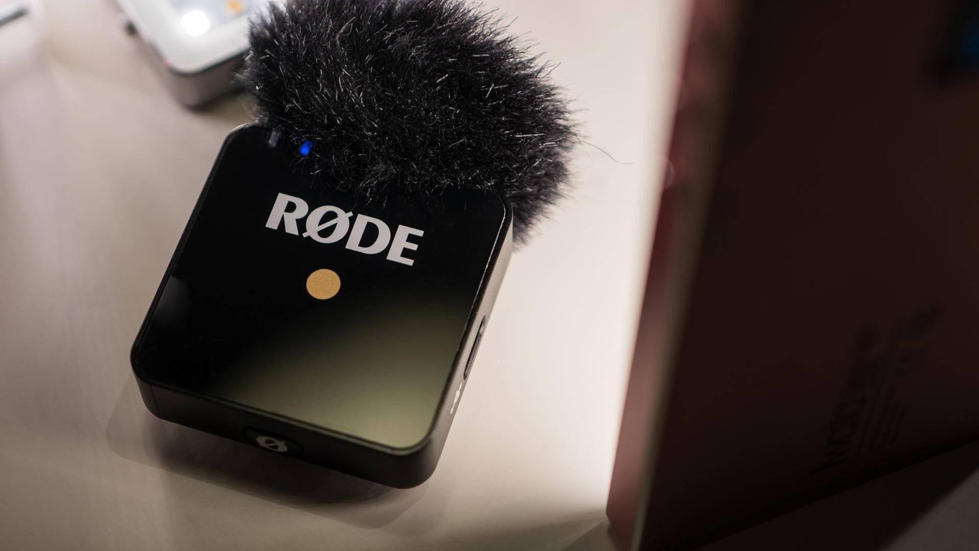 Rode Wireless Go 评测,索尼「小蜜蜂」杀手?