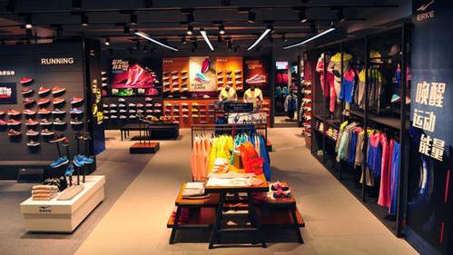 超过李宁361°,中国第二大体育用品巨头出现,全球有7000多家门店