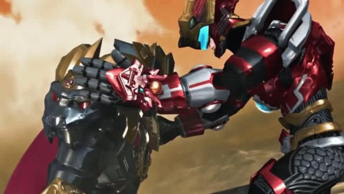 超兽武装:为啥火麟飞的异能锁会在狮王手里?那是他跪求才借来的