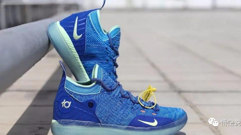 "Nike Zoom KD11 ""Paranoid"" 杜兰特11  真假大对比"