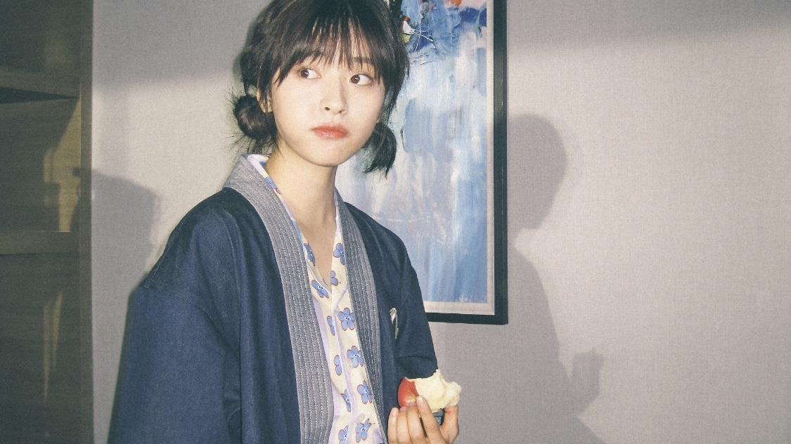 """沈月版""""杉菜""""惹争议?一套日系风美到尖叫,清新软萌少女感满满"""