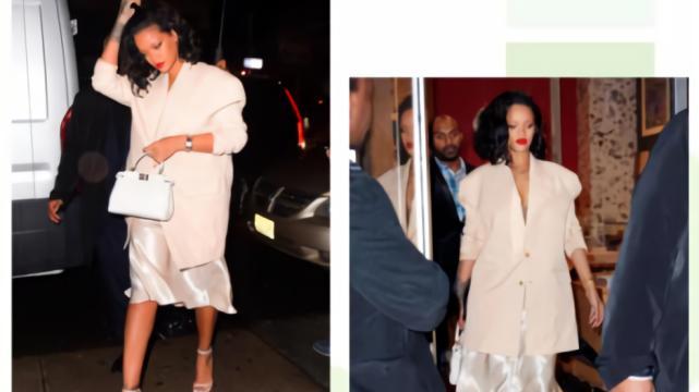 看懂了蕾哈娜的穿搭,你离时尚不远了