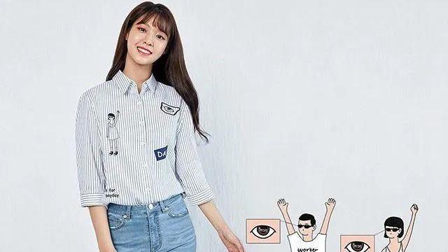 韩国女星们都在用!这5点不能错过的衬衫穿搭技巧你须知