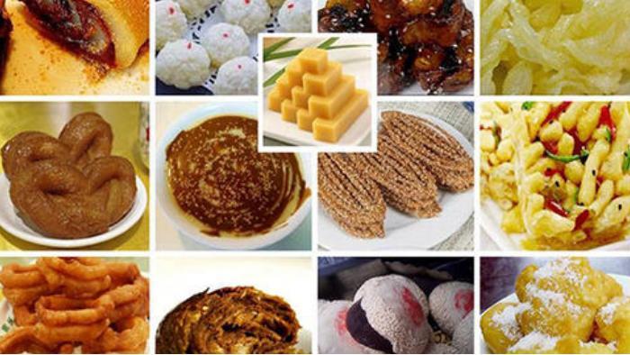 北京传统小吃,归纳起来,大致有三种不同类型的风味小吃