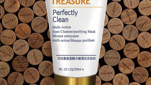 干货级洗面奶推荐:泡沫细腻,有效卸除彩妆,温和清理皮肤油脂!