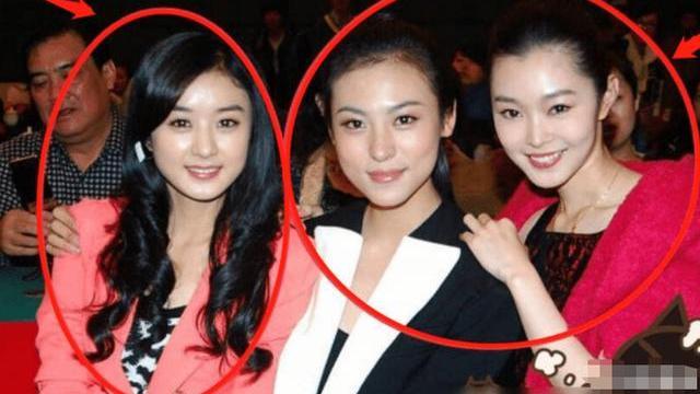 赵丽颖同宋轶8年前合影流出,看了她那时的颜值,整没整容很明显