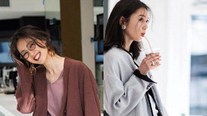 比起以露腿为美的韩风穿搭,日系搭配更实穿、日常,适合国人参考
