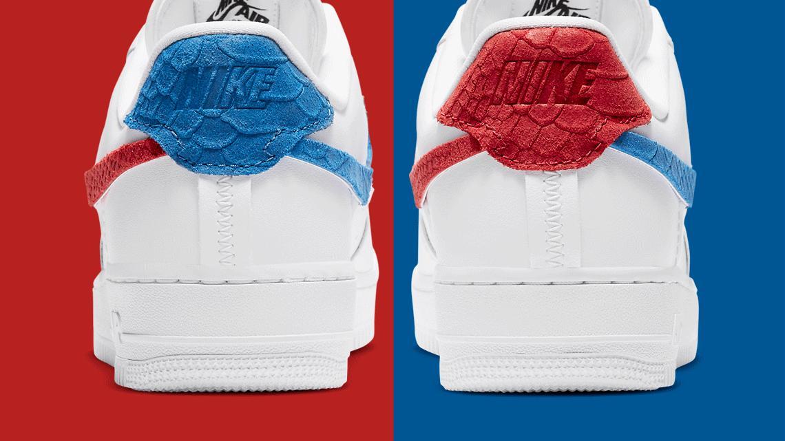 """招牌解构!新配色 Nike AF1 """"Vandalised"""" 将发售!"""