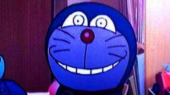 《哆啦A梦》消失的两集,全程无声画面扭曲,还预示了真正的结局