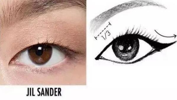 单眼皮怎么画眼影 初学者掌握几个窍门就美得不像话