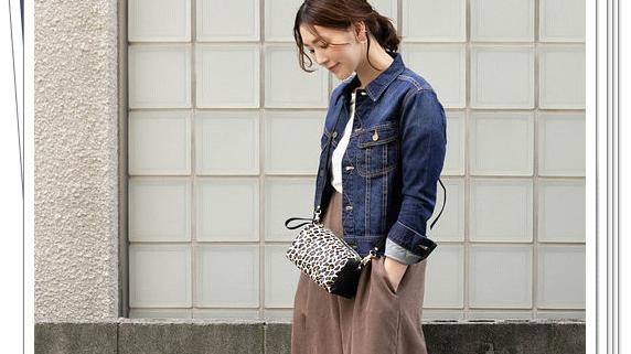 牛仔夹克秋天怎么搭配?配裤子、半身裙和连衣裙的24种造型示范