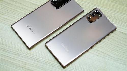 三星Galaxy Note20发布,机皇圾皇一线之隔!