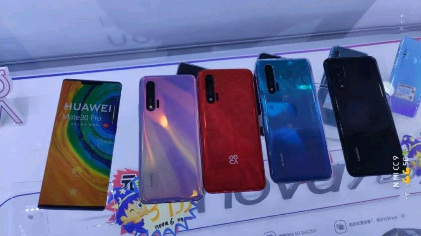 华为5G手机降价1000元,麒麟990+40W快充,网友:买早了!