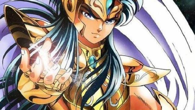 《圣斗士星矢》:他就是这样一个男人,水瓶座黄金圣斗士卡妙!