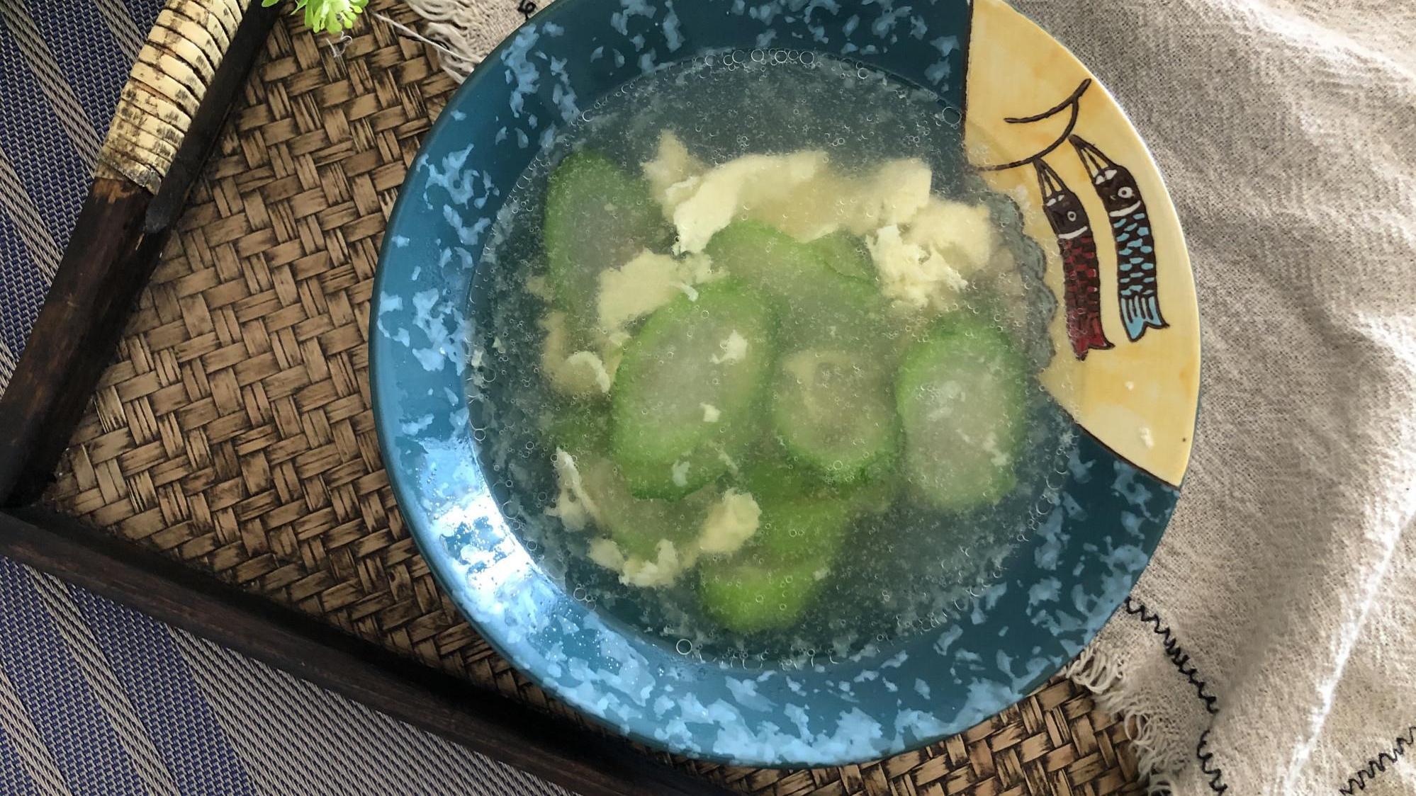 鸡蛋和它真是绝配,隔天喝一次,清热解暑又美味,润肠排黑宿便
