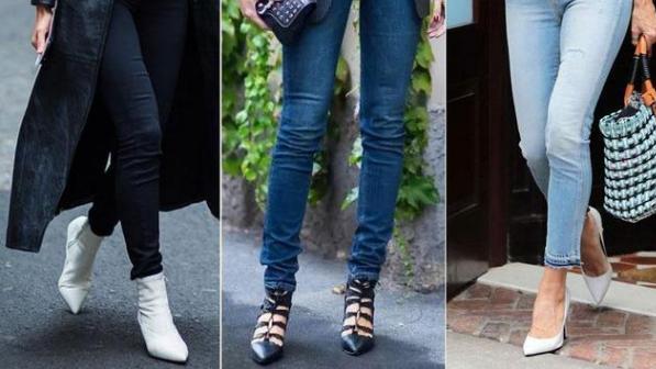 精致girl的必备单品——高跟鞋,穿上气场一米八,大方又时髦
