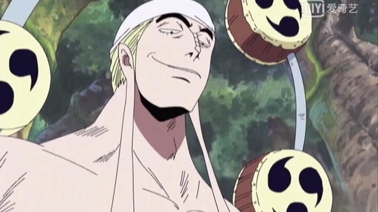 海贼王:橡胶章鱼烟花能破解艾尼路的心网,那对藤虎有效吗?