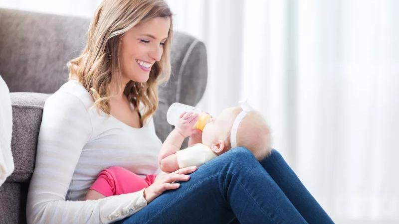 小分子易吸收,纯羊乳蛋白奶粉让宝宝成长乐无忧