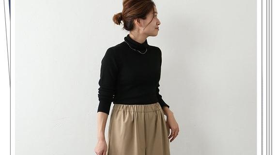 不同材质和颜色的阔腿裤怎么搭配?15种秋冬休闲穿搭示例