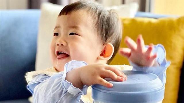 家有吞金兽?惠氏表示这样奶娃更安心!