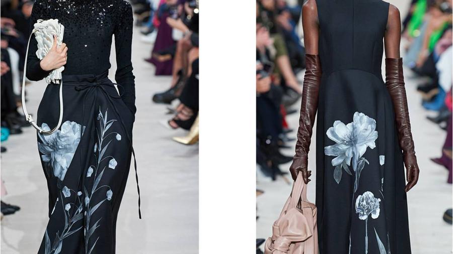 巴黎时装周丨Valentino华伦天奴 2020秋冬系列让简约经典成为时尚潮流