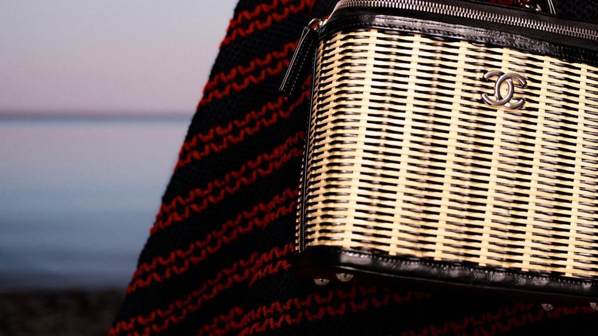 香奈儿Chanel 2021度假系包袋