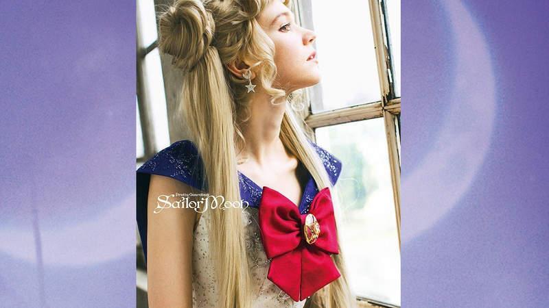 武内直子监修:假如美少女战士穿上婚纱,我要代替月亮嫁给你