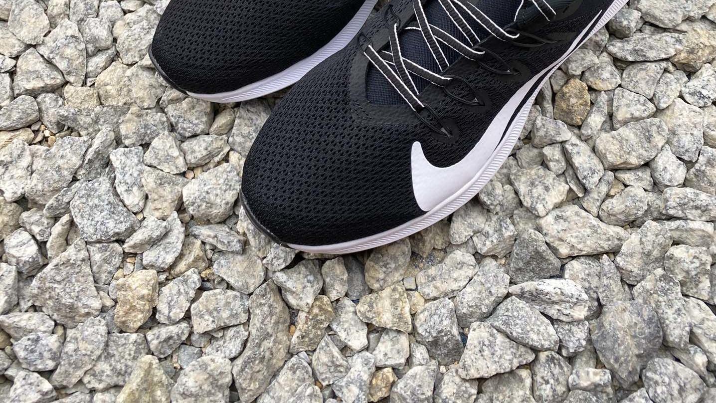 公司级‼耐克登月 Nike Quest 3.0极致跑鞋三代 开箱