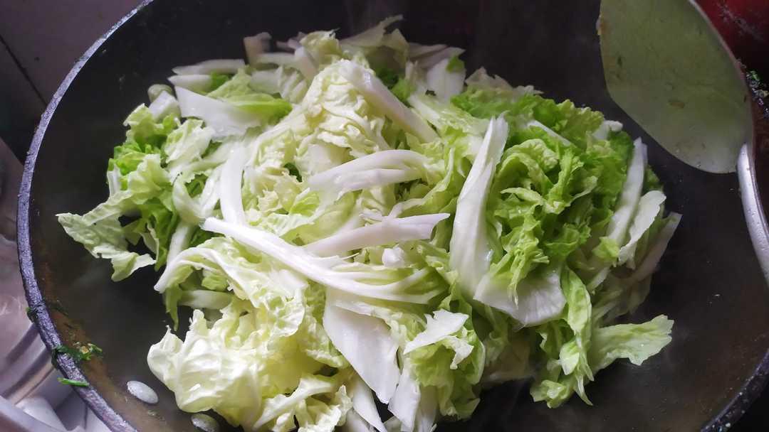 这样做的白菜炖冻豆腐,减脂肪,增肌肉,还好吃