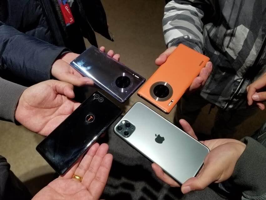 现在大家在买什么手机?iPhone11排第一,华为P40Pro第四