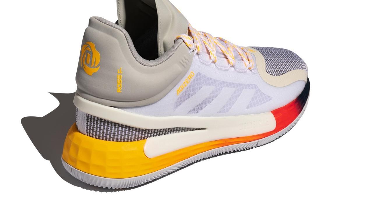 鞋子搭载黑科技?adidas 全新 D Rose 11登场