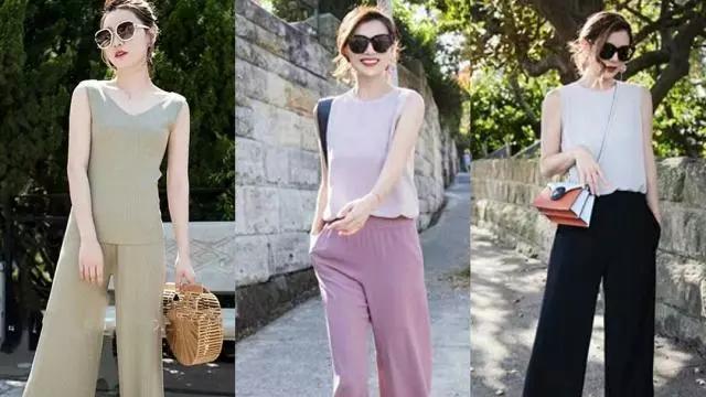 女人的魅力源于精致,夏季温柔雅致穿搭,诠释气质美