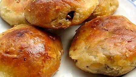 中国特产美食——安徽——黄山
