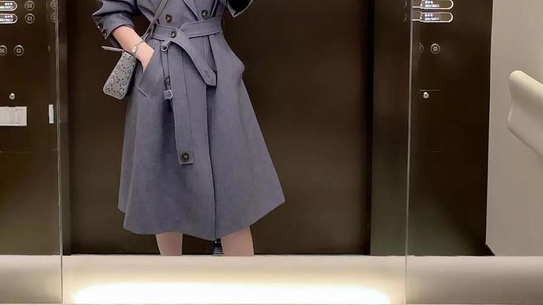 春季外套必不可少,照着穿搭时髦又有气质