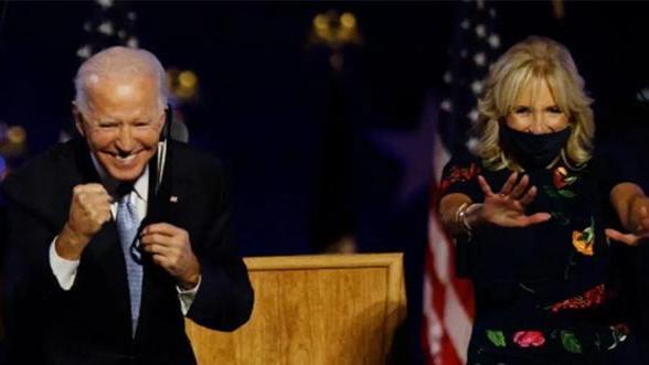 美国这2位总统夫人爱穿啥?豪门阔太和女博士的衣品果真不一样