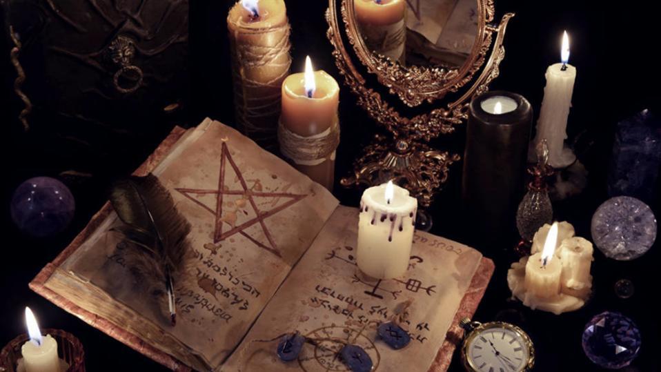 魔法复合仪式骗局,大家一定要注意