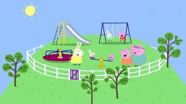 小猪佩奇中细思极恐的细节,你真的看懂这部动画片了吗?