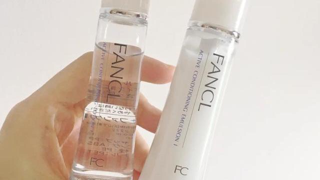 敏感肌会爱上的5组水乳:Fancl水乳颇多好评,平价蜜浓保湿又维稳