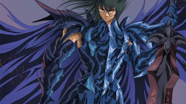 圣斗士星矢:他是神之下实力最强的反派,曾单挑多名黄金圣斗士