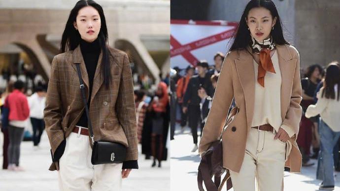 中等身高、身材一般,怎么穿才能在人群中脱颖?试试韩风穿搭风格