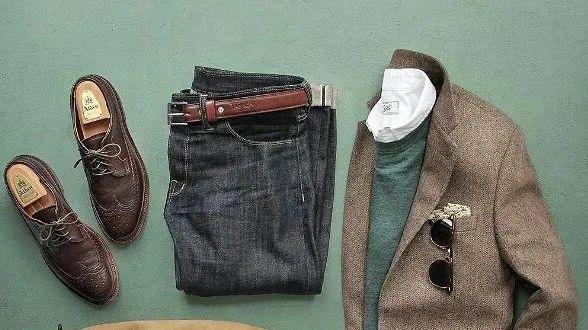 成功的型男,手上都有一个帆布手提包!