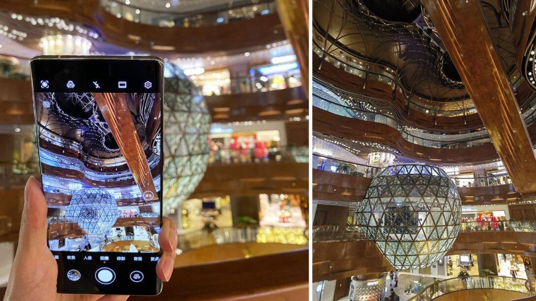 港版华为Mate40Pro开箱评测:展现极致的手机体验