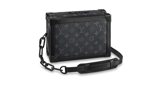 LV男士箱子包袋大集合,一个形状一个标识一个色调成就经典系列