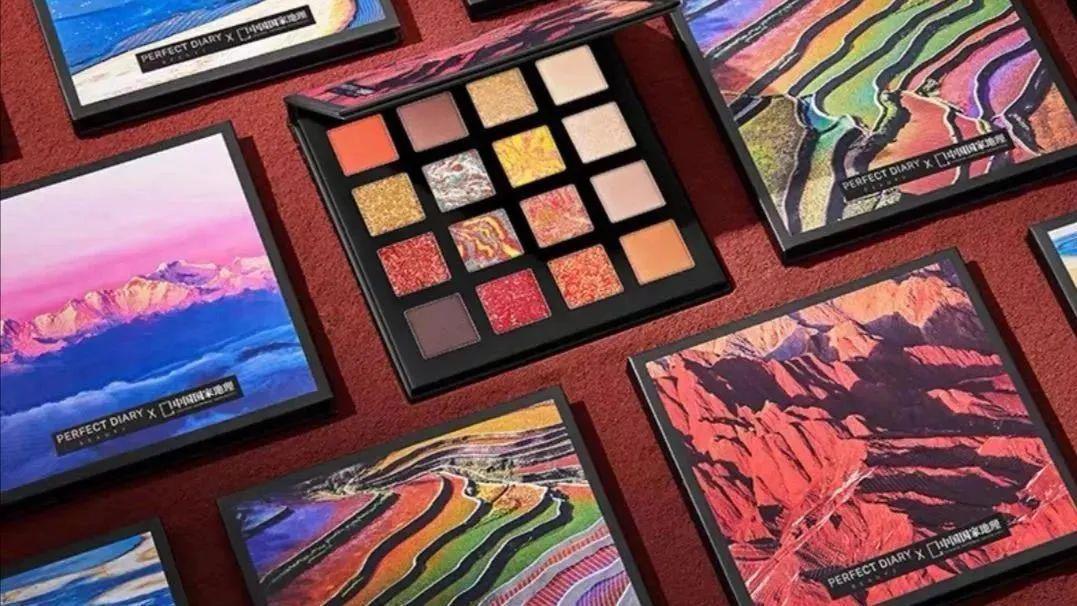 中国国货彩妆第一品牌,力压兰蔻、雅诗兰黛,母公司估值268亿