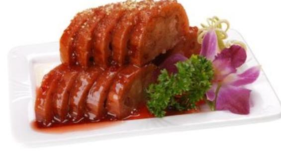 小轩味孕期美食篇—蜜汁甜藕 一口香甜,营养丰富
