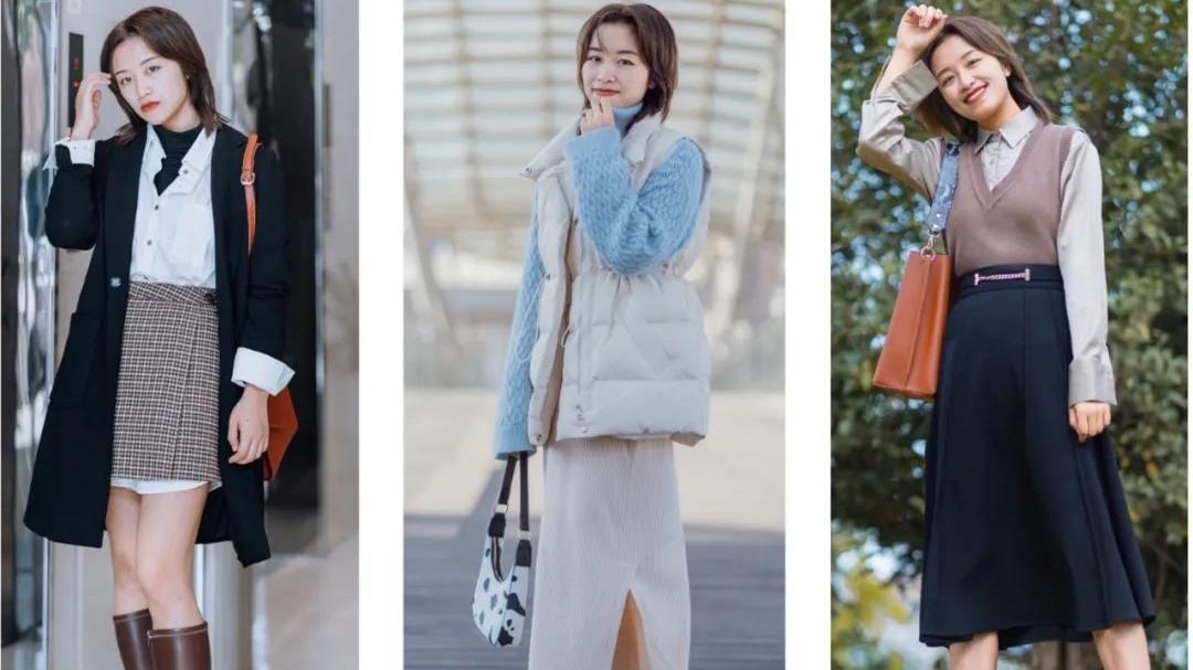 4套实用穿搭look,让你今冬穿衣保暖又显瘦