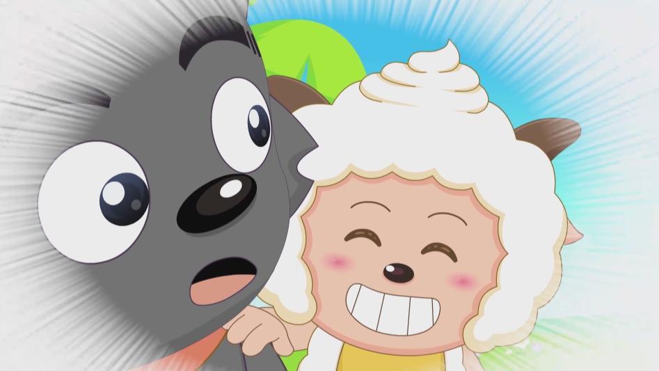喜羊羊与灰太狼:幸运的懒羊羊靠运气,倒霉的灰太狼靠抗压